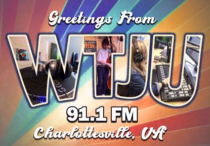 Picture of WTJU Postcards (12-count)