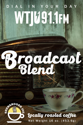 Picture of WTJU Blend Coffee (Medium Roast)