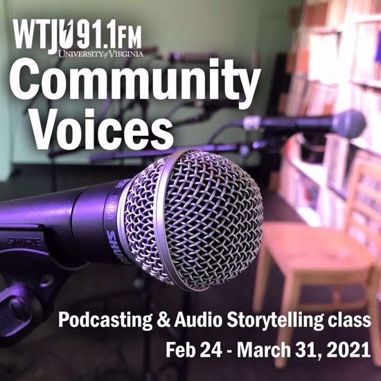 Picture of Community Voices Class: Winter 2021